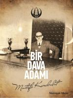 BİR DAVA ADAMI