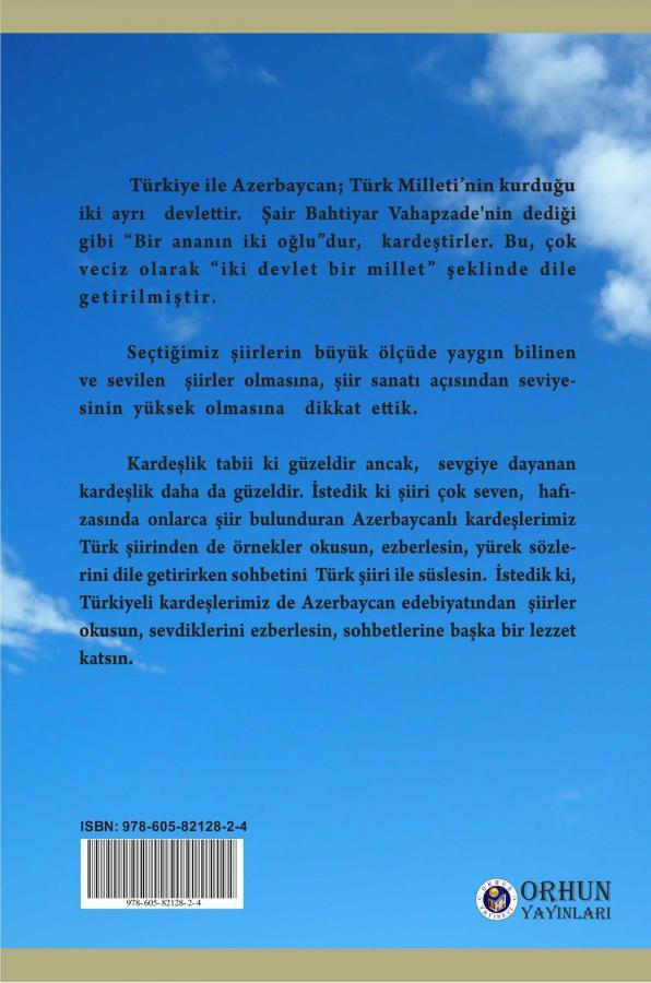 Türk Ve Azerbaycan Edebiyatında Sevgi şiirleri 10 Indirimli Abdullah